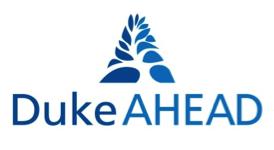 Duke Ahead