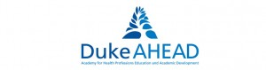 Duke AHEAD logo