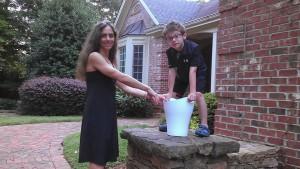 Gagliardi Ice bucket challenge