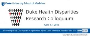 Health Disparities Colloquium April 17 (1)
