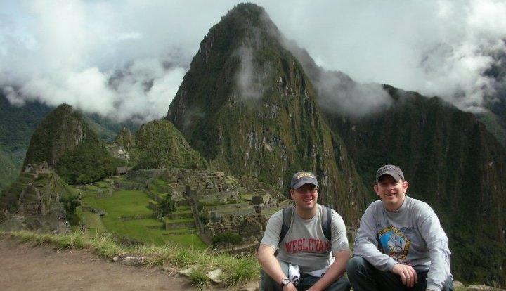 Machu Picchu Bain
