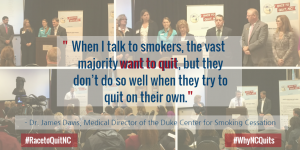 NC Quits_Press Conference Images_Dr Davis_Quote 1