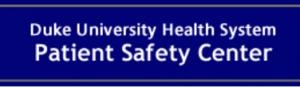 DUHS Patient Safety