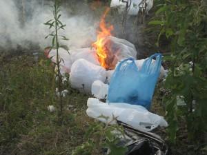Honduras - 2014 trash