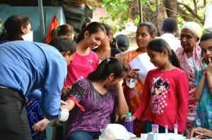 India - 2014 clinic (2)
