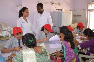 India - 2014 clinic