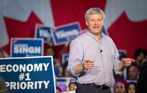 Former Canadian Prime Minister Stephen Harper. Photo from: http://www.vice.com/en_ca/read/a-political-eulogy-for-stephen-harper
