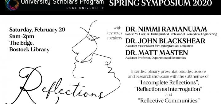 USP Symposium on Reflections
