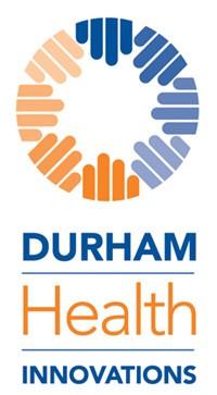 Durham Health innovations logo