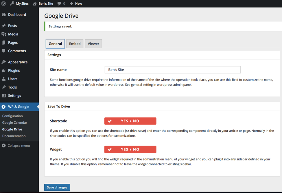 How to embed a Google Form (or any other Google doc) into your ...