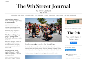 The 9th Street Journal