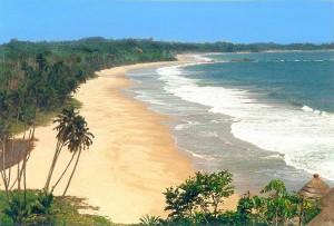Beach-view-in-Ivory-Coast