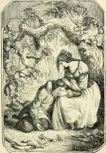 KHM 113 - The Two Kings' Children