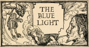 KHM 116 - The Blue Light