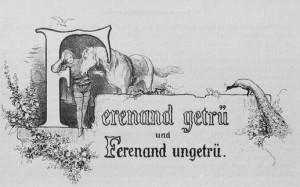 KHM 126 - Ferdinand the Faithful and Ferdinand the Unfaithful