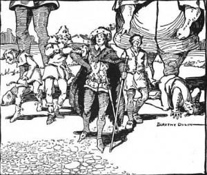 KHM 134 - The Six Servants