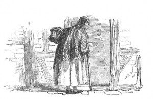 KHM 150 - The Old Beggar- Woman