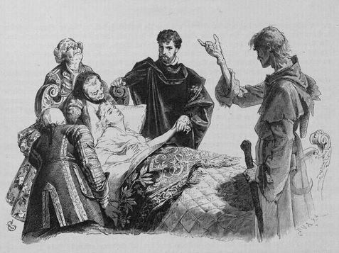 Godfathers death by wilhelm grimm
