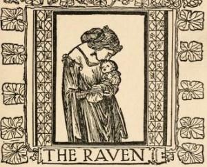 KHM 93 - The Raven