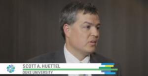 CFA Dr. Huettel Interview