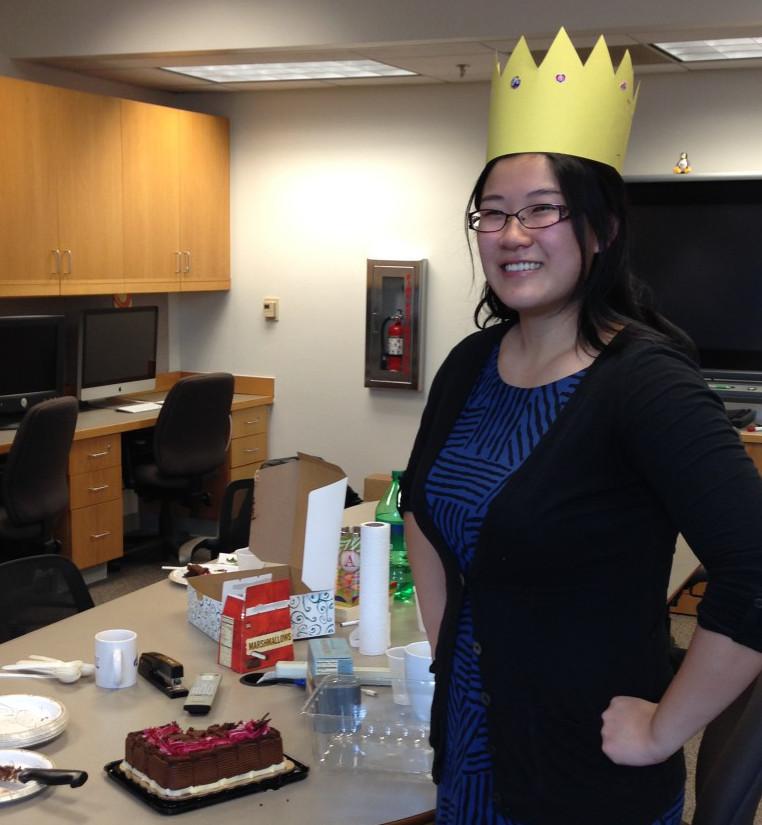Congratulations Dr. Li!