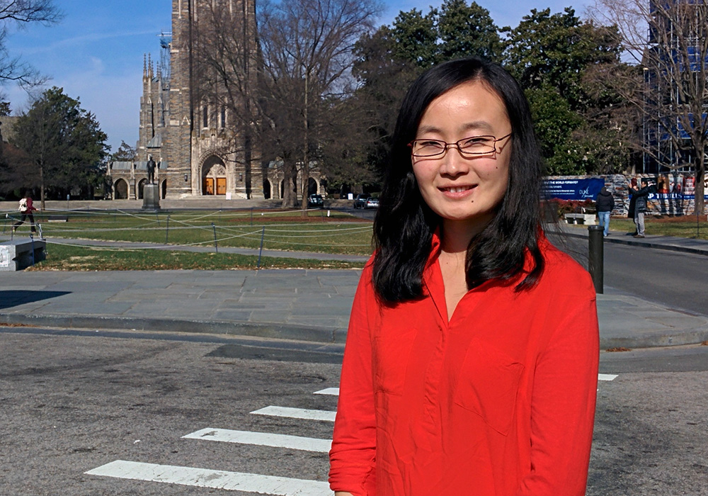 Doctoral Student Leads Study of Nursing Home Residents in China