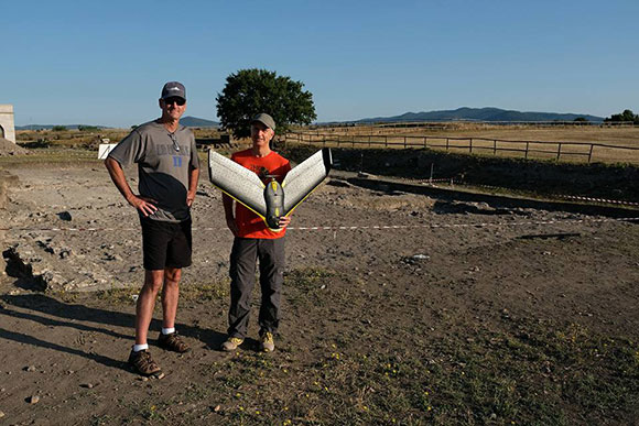 The Impact of Drones and Remote Sensing in Archaeology