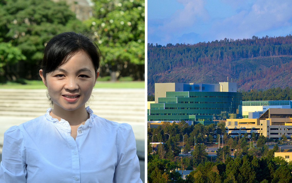 Engineering Student Shares Insights from a Semester at Los Alamos National Laboratory