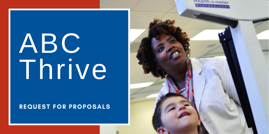 ABC Thrive Invites Proposals to Explore Innovations in Early Childhood Development
