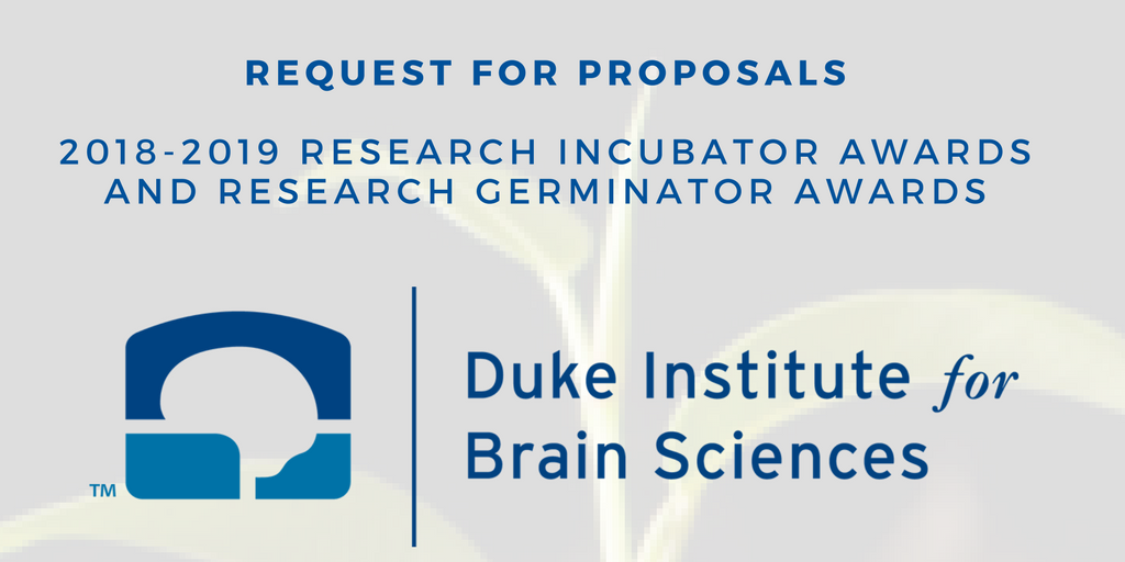 Duke Institute for Brain Sciences Launches 2018-19 Research Awards