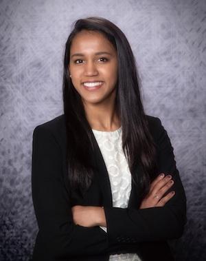 Sarina Madhavan