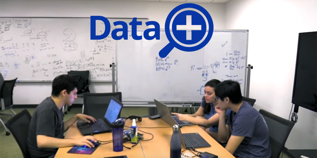 Check Out the 2019 Data+ Projects and Apply to Join a Team This Summer