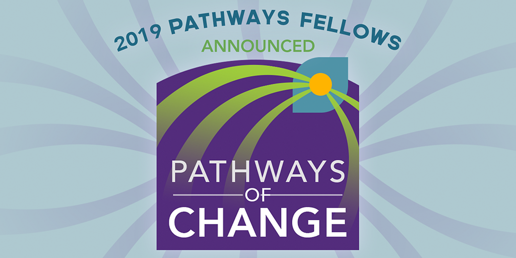 Four Undergraduates Named Pathways of Change Fellows