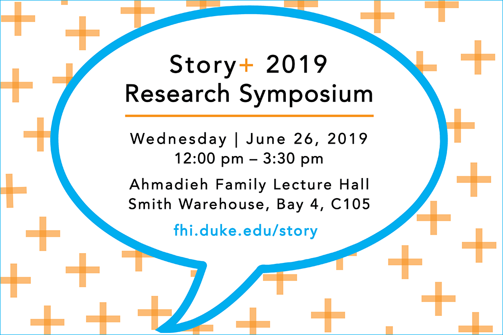 Story+ symposium.
