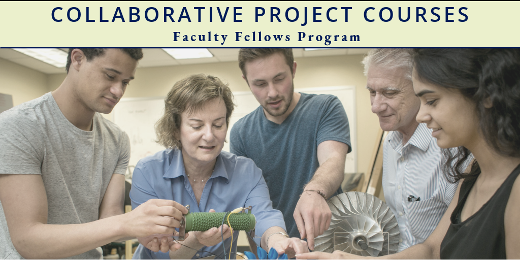 Faculty Fellows Program Will Support Design of Collaborative Project Courses