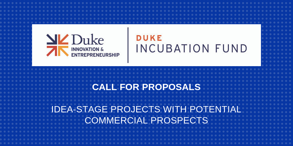 Innovation & Entrepreneurship Offers Incubation Grants for Idea-stage Projects