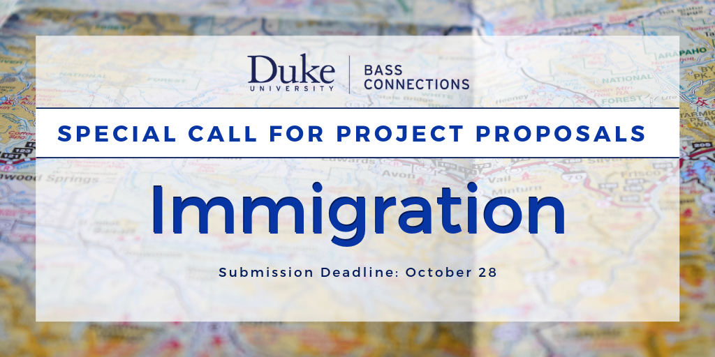 Bass Connections Invites Proposals for Projects Related to Immigration