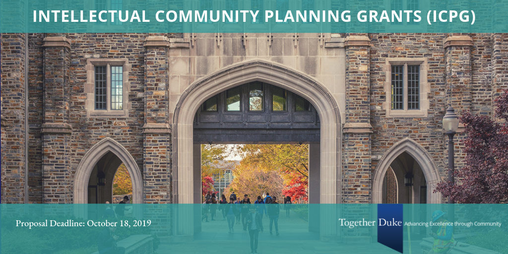 Intellectual Community Planning Grants Offer Support for Faculty Collaborations