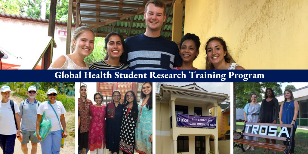 Undergraduates Can Get Involved in Global Health Summer Projects in the U.S. or Abroad