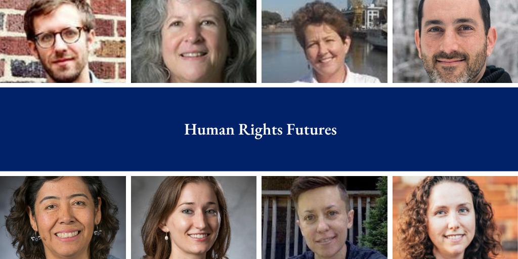 Human Rights ICPG members.