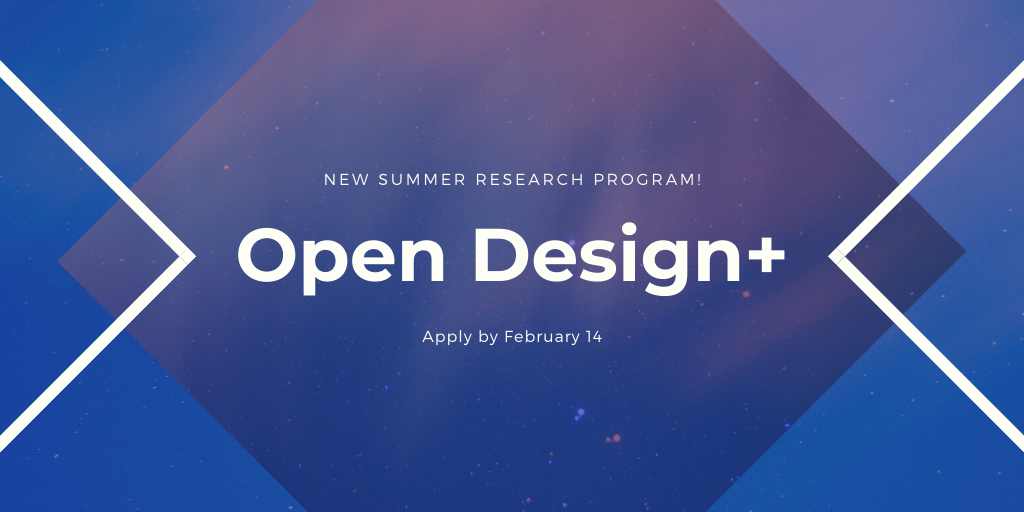 New Summer Program Invites Teams to Apply Design Thinking to Real-world Challenges