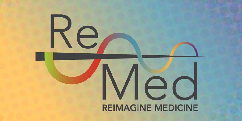 ReMed logo.