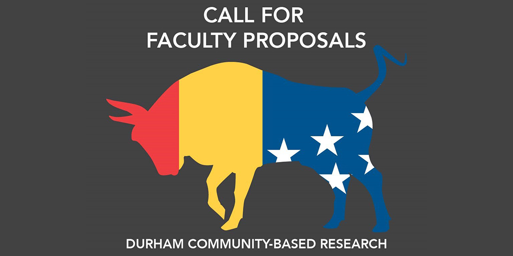 Call for faculty proposals.