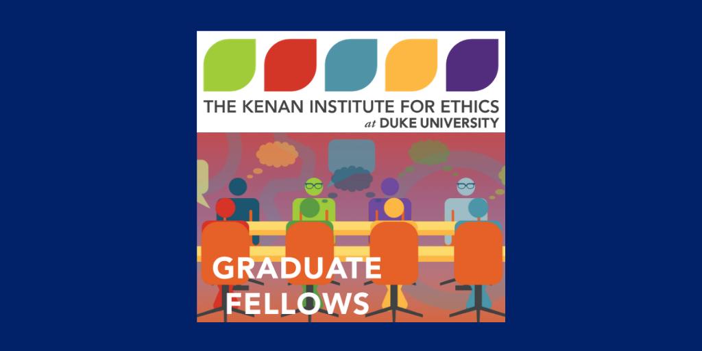 Kenan Graduate Fellowships.