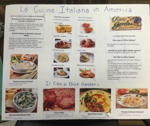 La Cucina Italiana in America