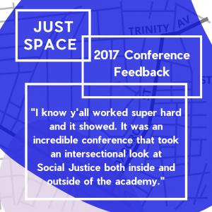 2017 conference feedback