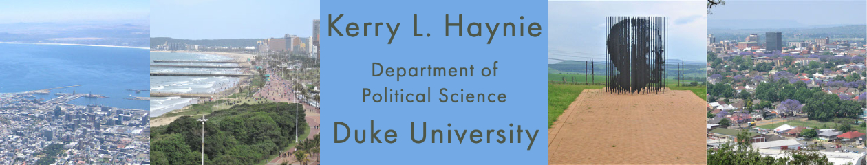 Kerry L. Haynie