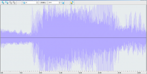 EEG converted into a WAV File