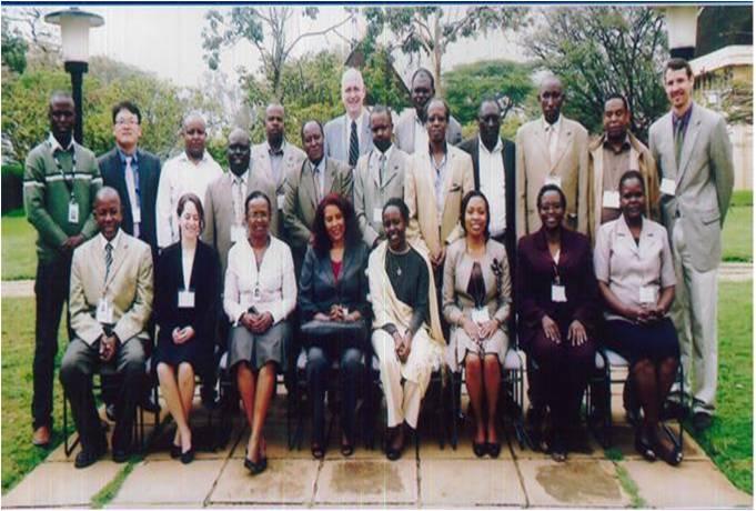 icipe Headquarters, Nairobi, Kenya, April 23, 2012