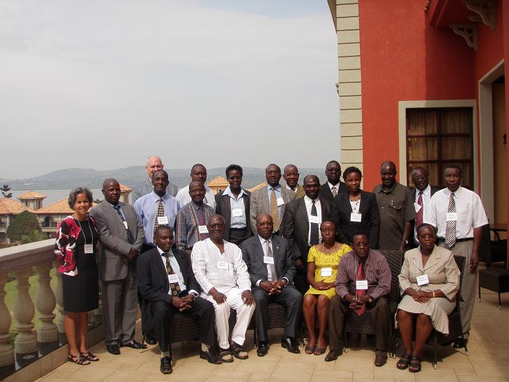 MDAST Workshop Participants (Uganda, 2010)